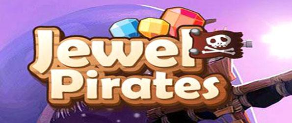 Jewel Pirates - Únete a la aventura de piratas en este divertido juego de match 3 en Facebook.